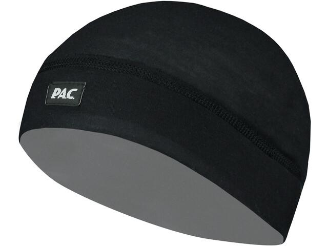 P.A.C. Primaloft Hat total black